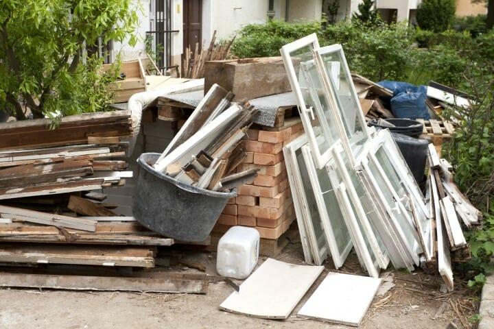 Builder Waste Removal